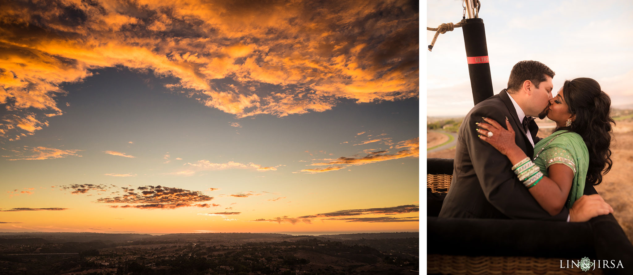 13 hot air balloon san diego engagement photography