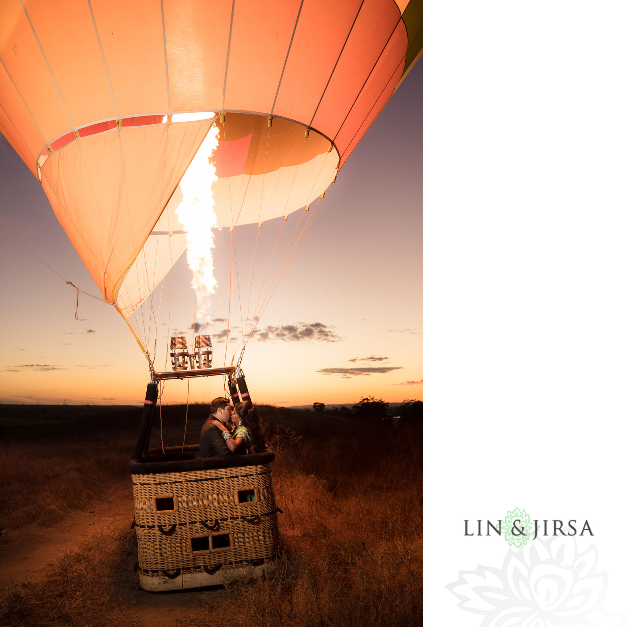 15 hot air balloon san diego engagement photography