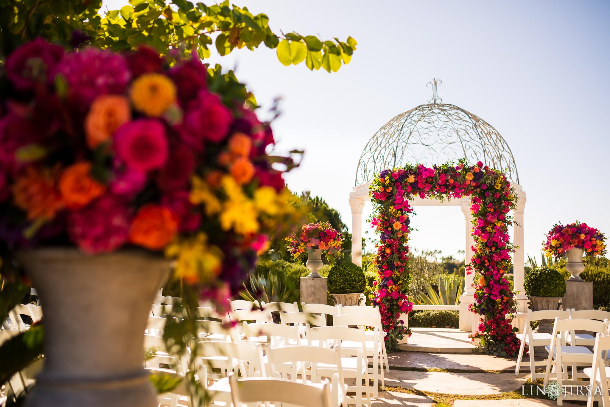 16 monarch beach resort wedding ceremony photography