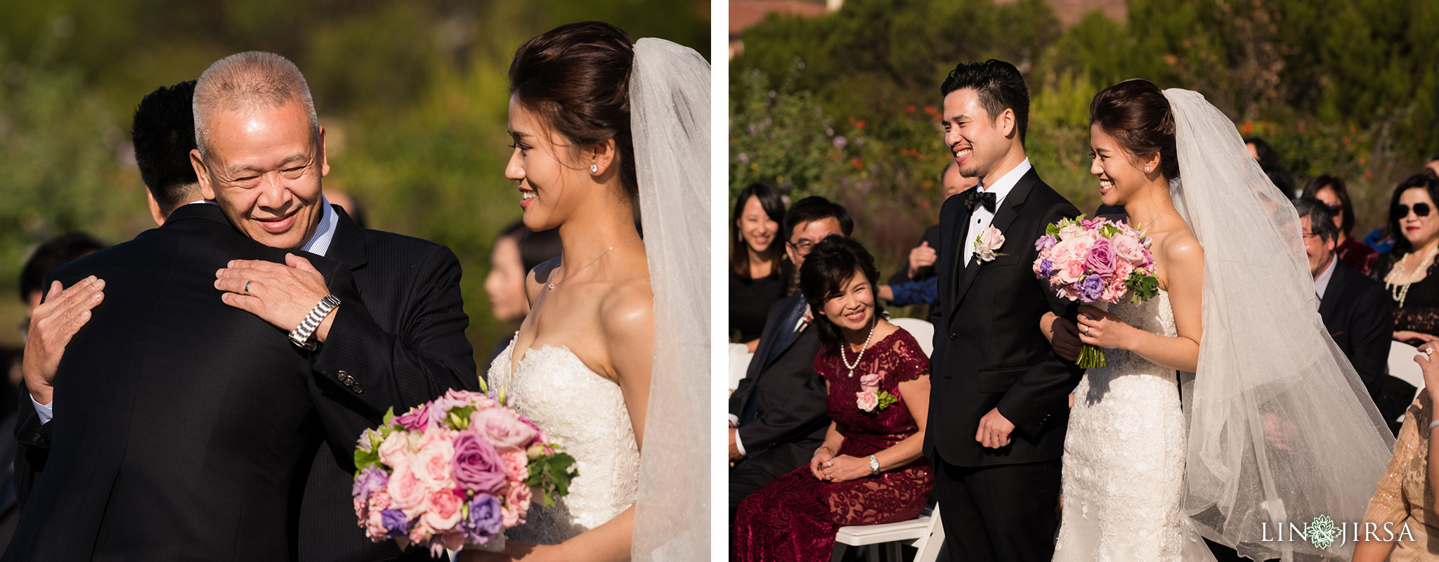 18 terranea resort wedding ceremony photography