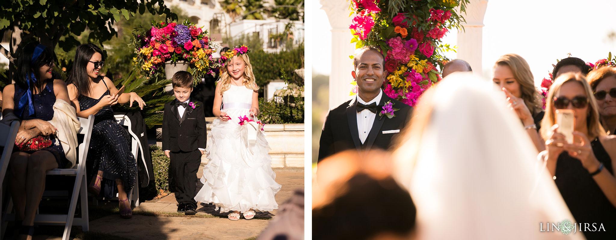 19 monarch beach resort wedding ceremony photography