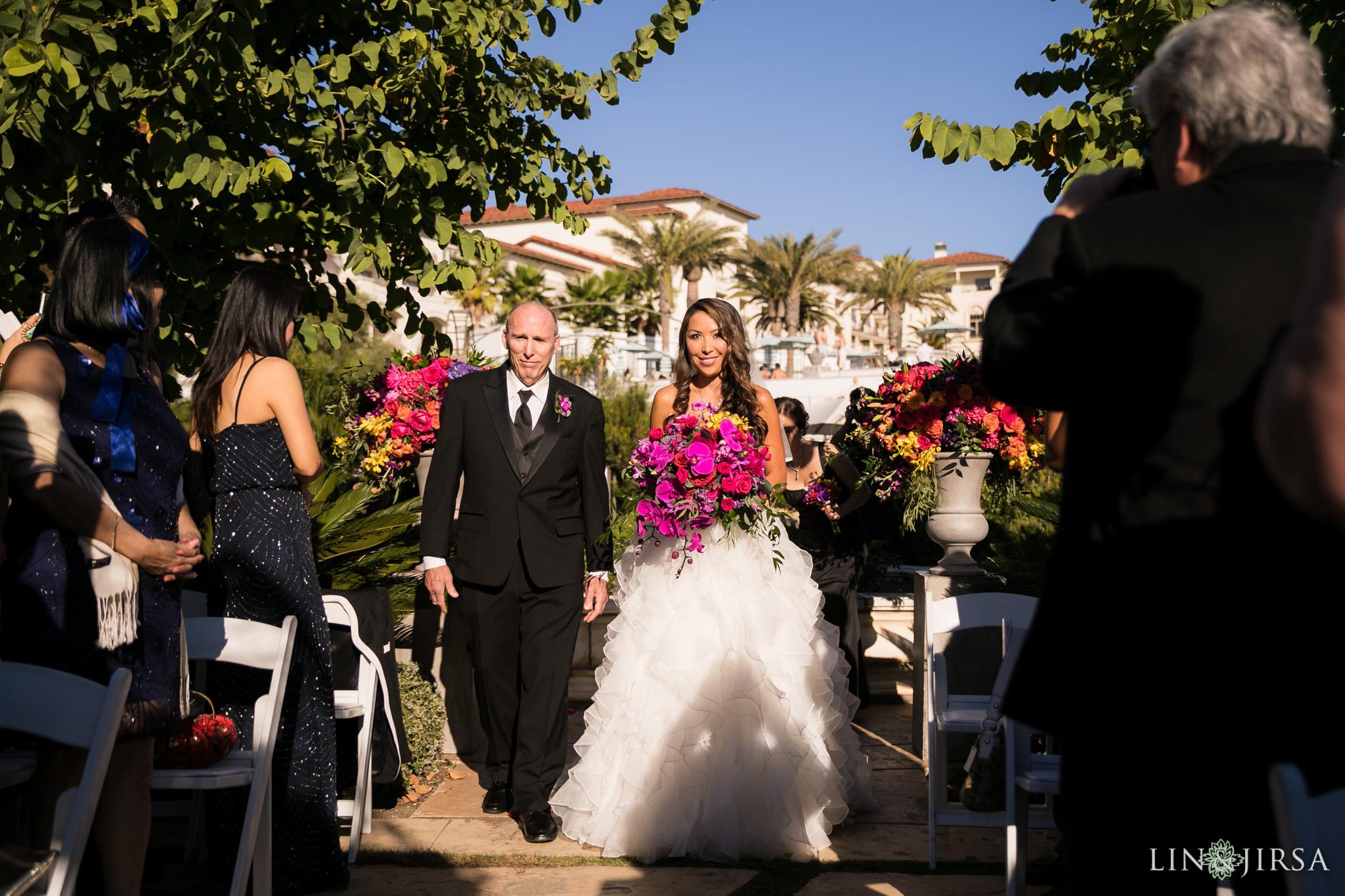 20 monarch beach resort wedding ceremony photography
