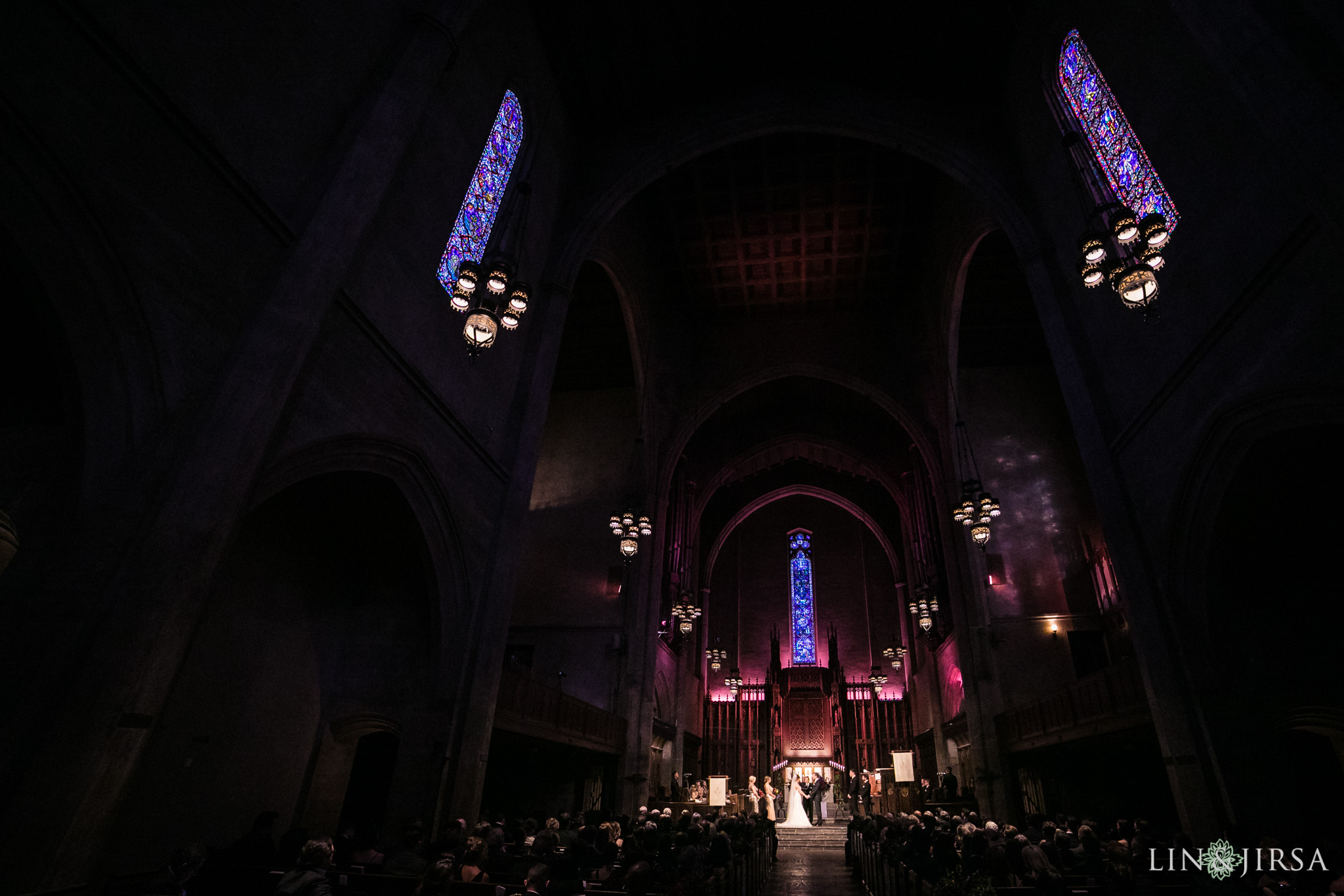 21 first congregational church los angeles wedding photography