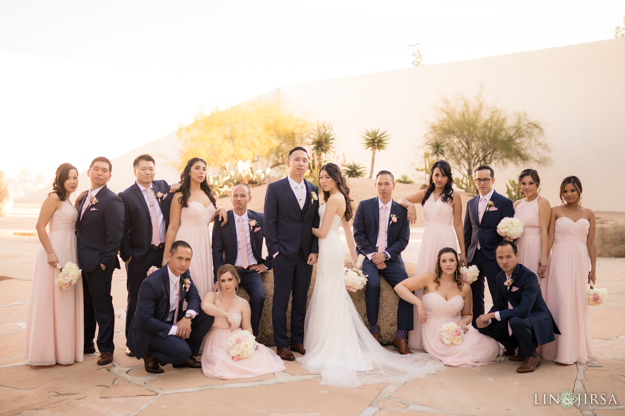 22 hilton costa mesa wedding party photography