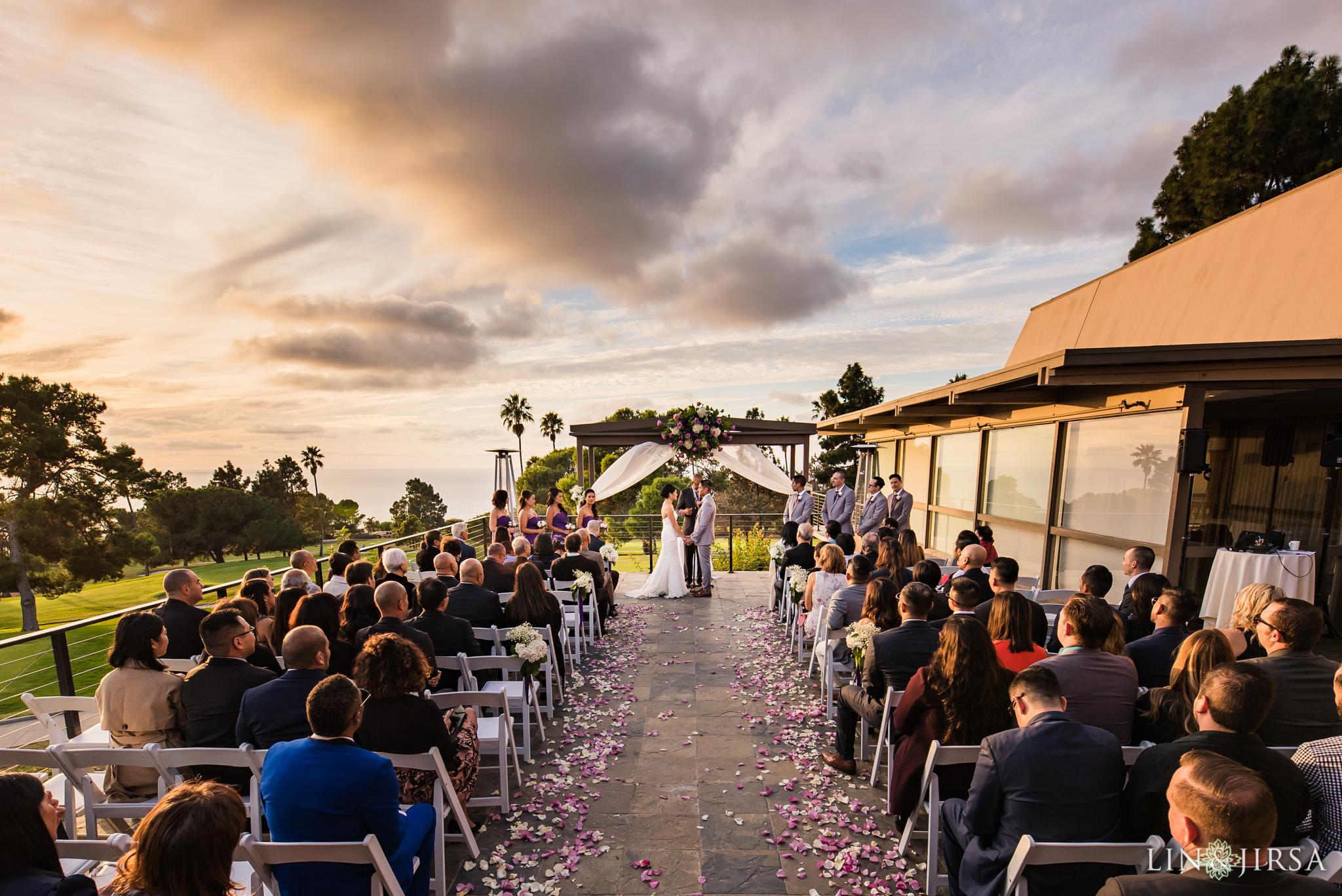 22 los verdes golf course wedding photography