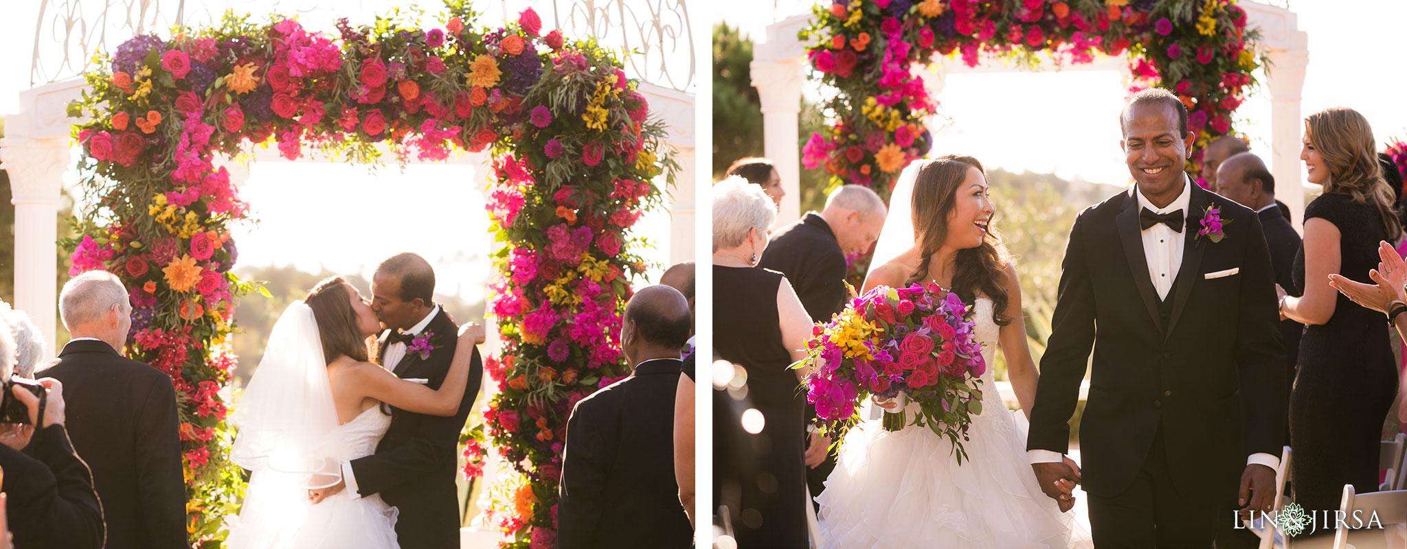22 monarch beach resort wedding ceremony photography