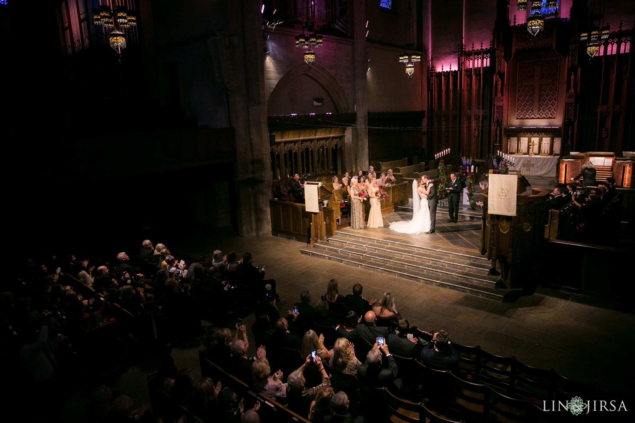 23 first congregational church los angeles wedding photography