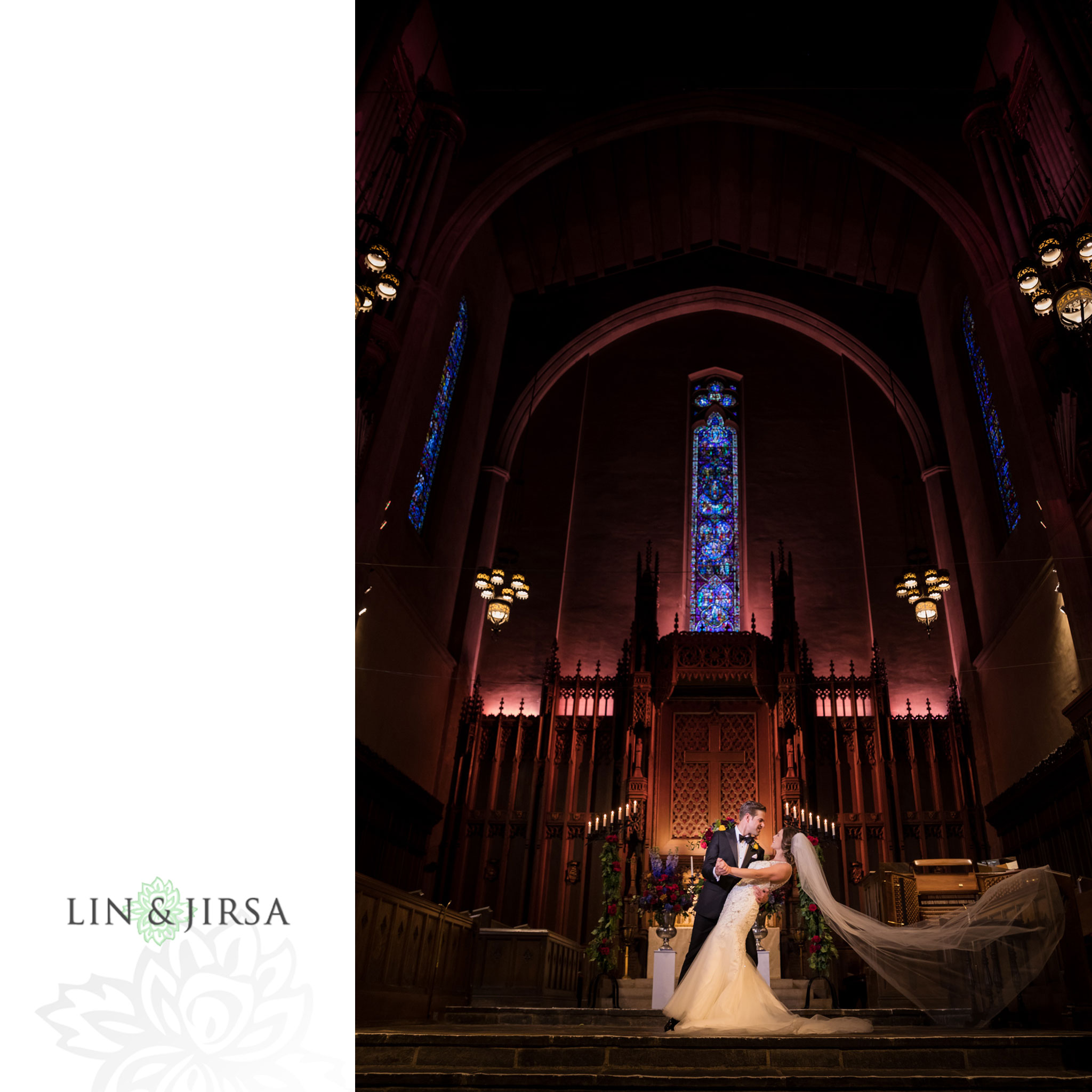 24 first congregational church los angeles wedding photography