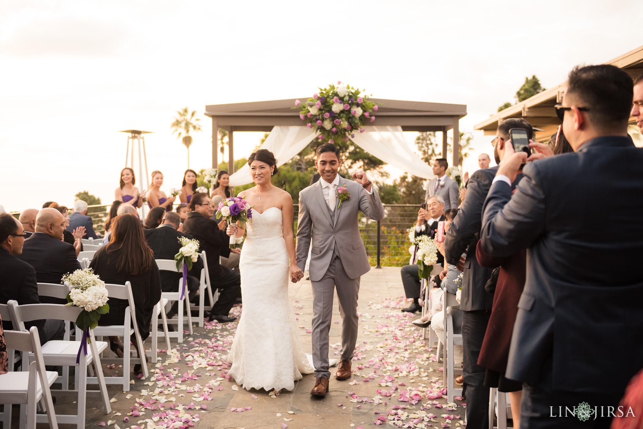 24 los verdes golf course wedding photography