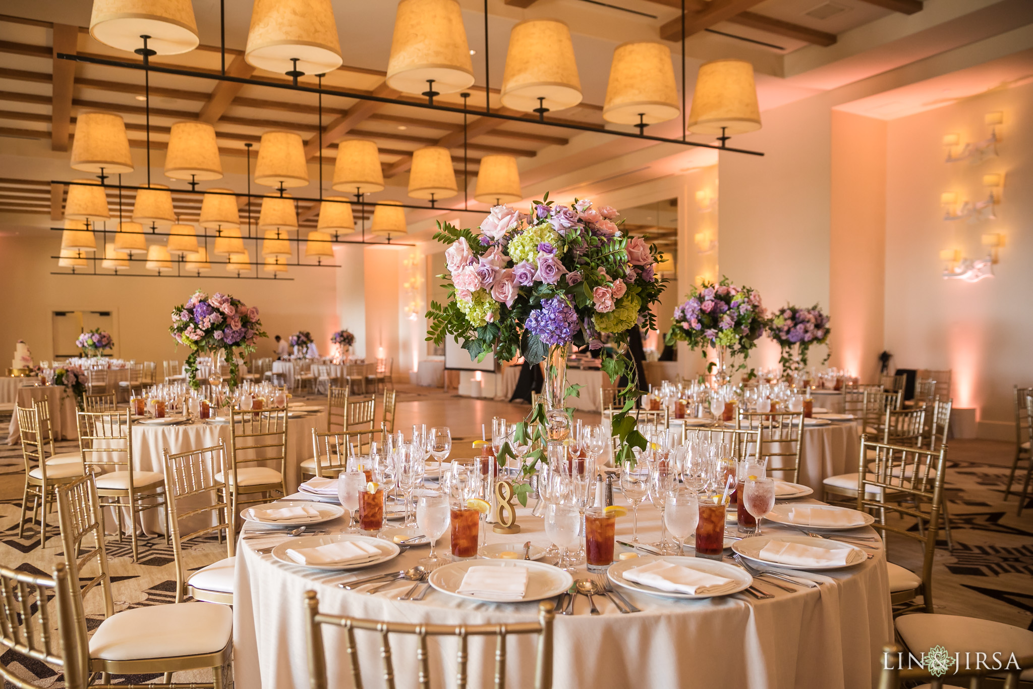 25 terranea resort wedding reception photography