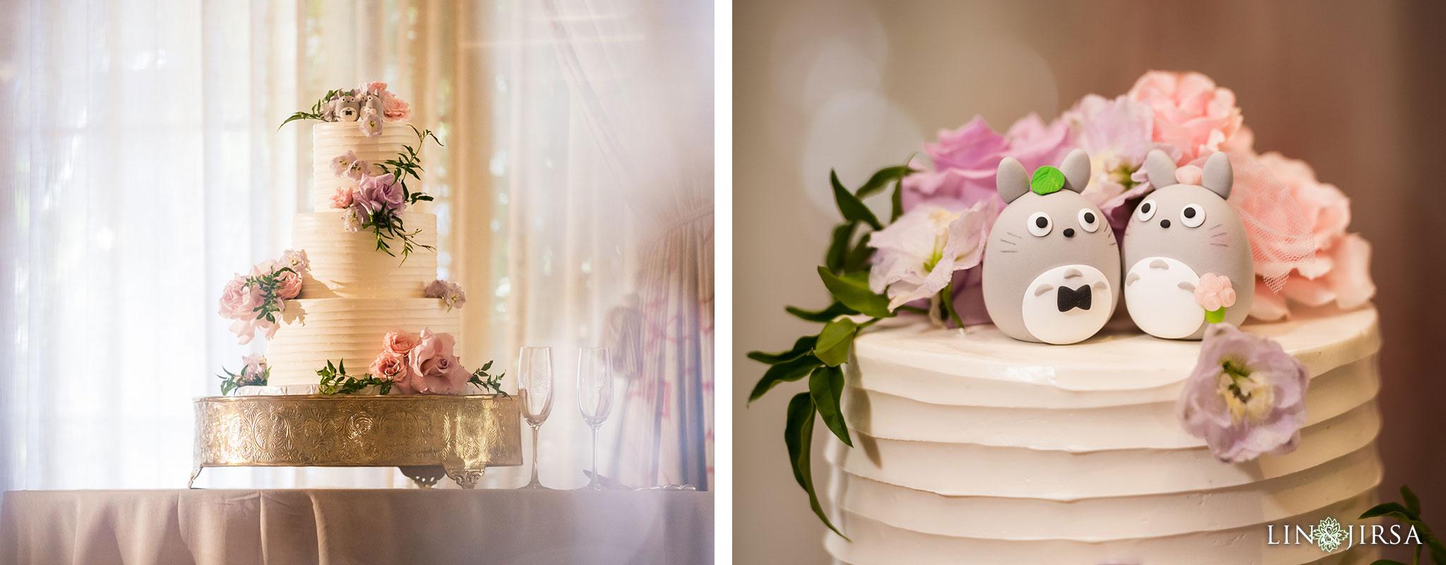 26 terranea resort wedding cake photography