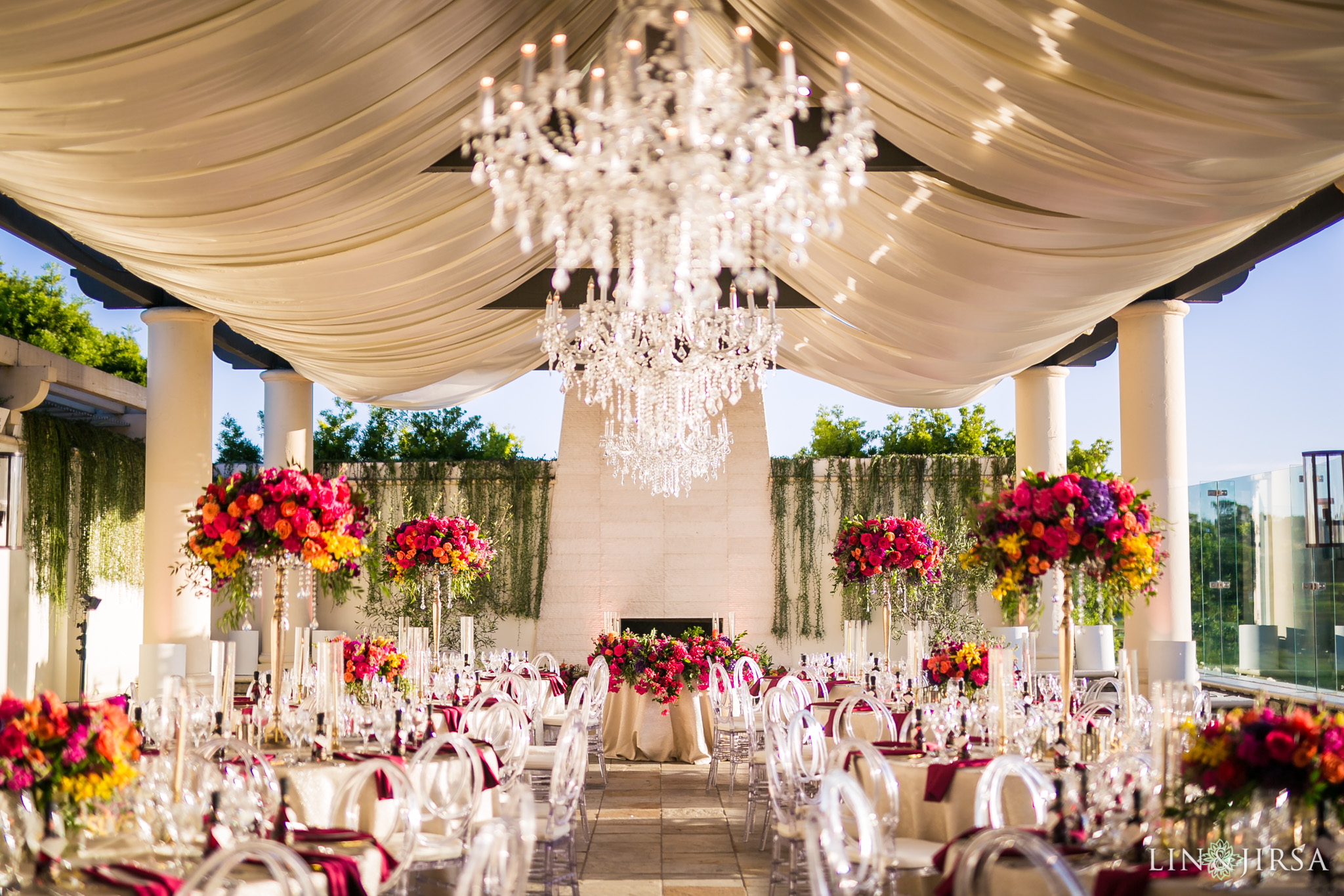 28 Monarch Beach Resort Wedding Photography 29 Reception