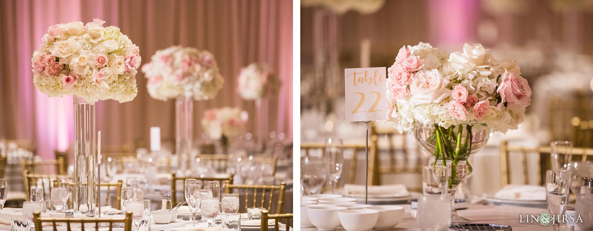 31 hilton costa mesa wedding reception photography