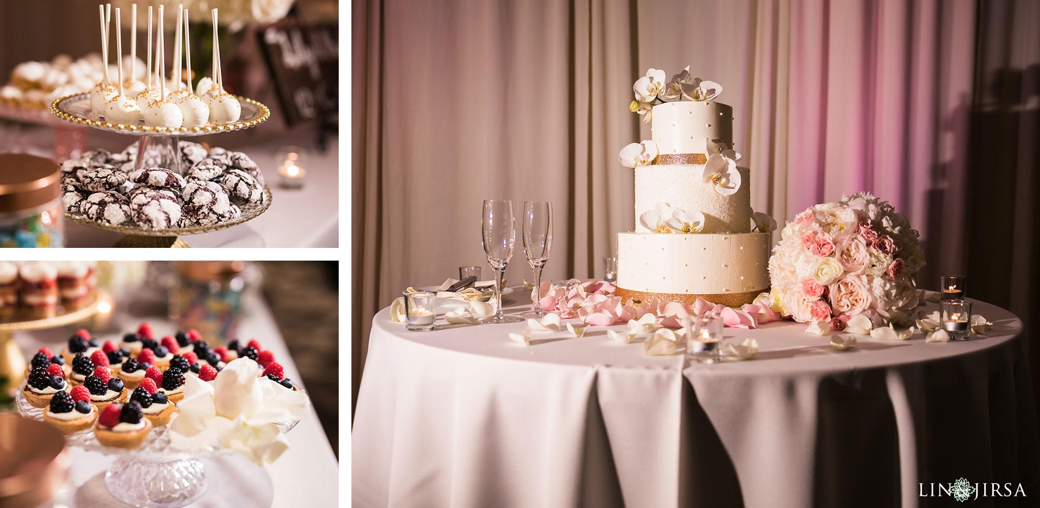 32 hilton costa mesa wedding reception photography
