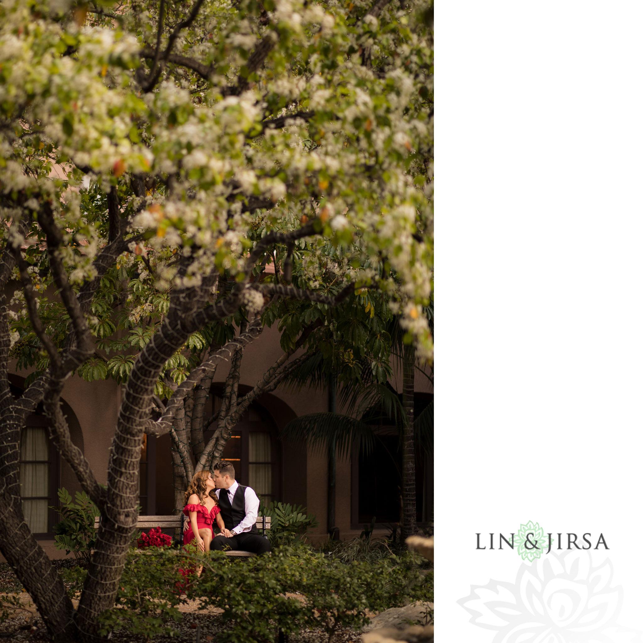 03 langham huntington pasadena engagement photography