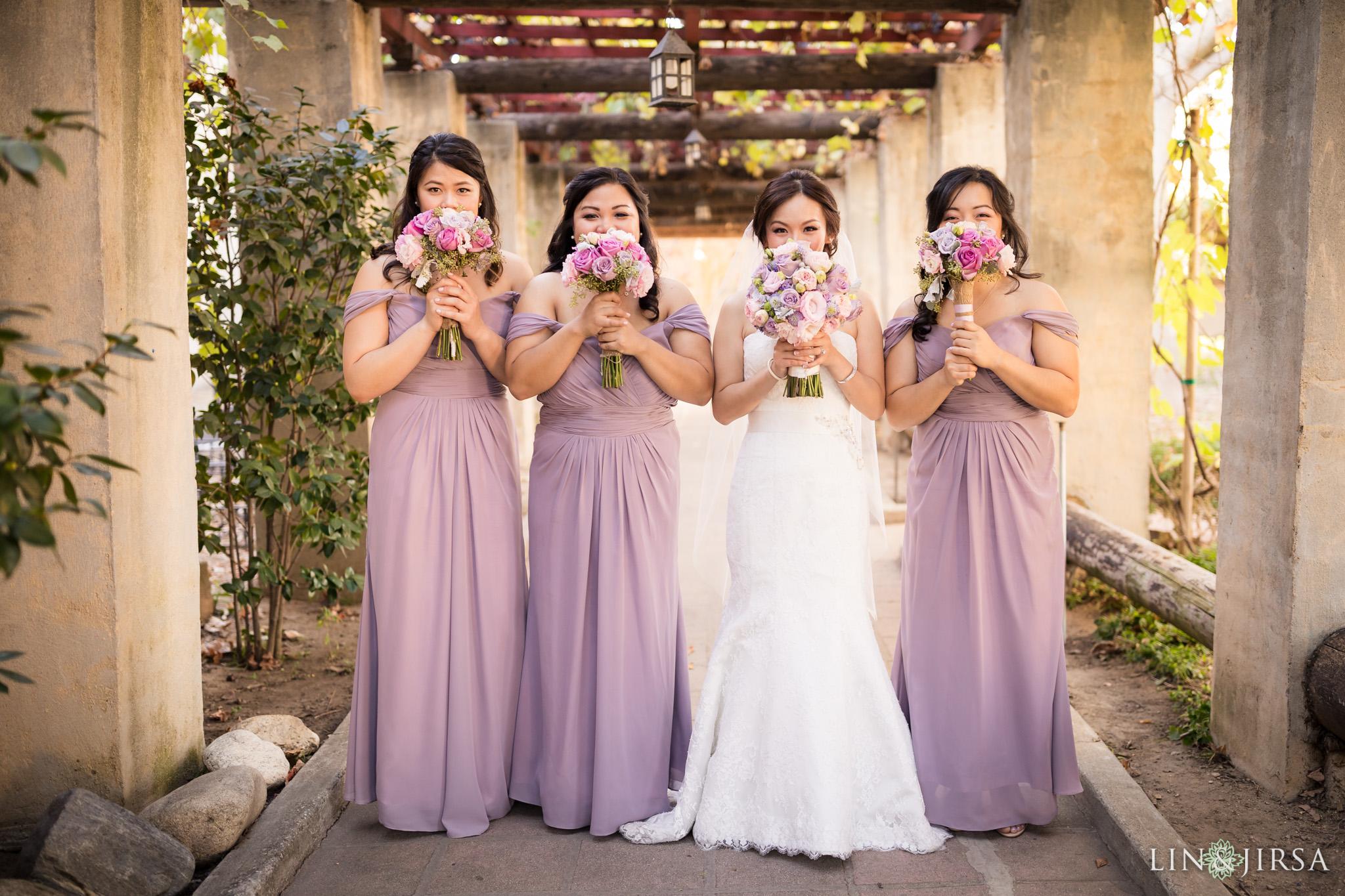 03 orange county bridesmaids wedding photography