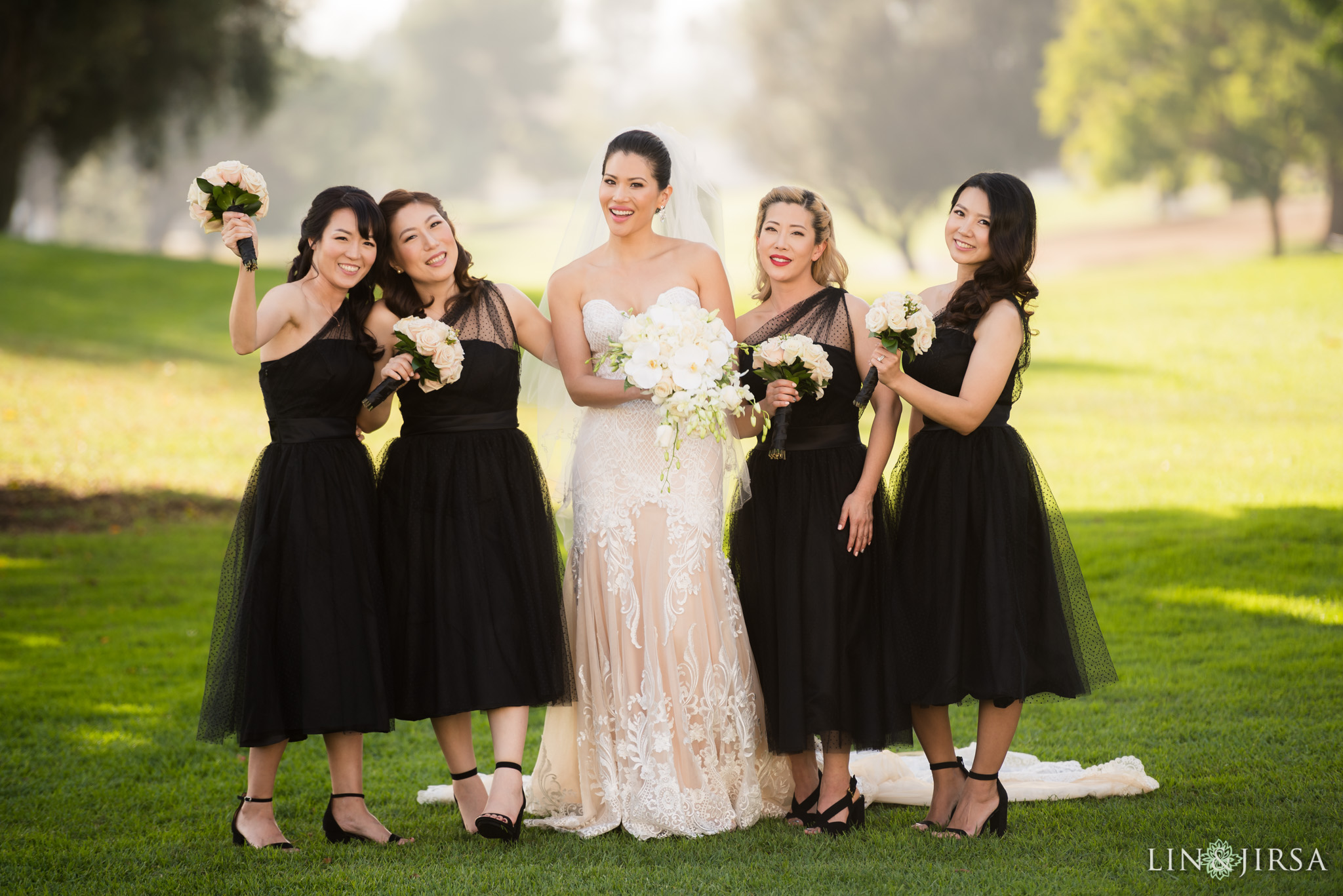 04 los coyotes country club bridesmaids wedding photography