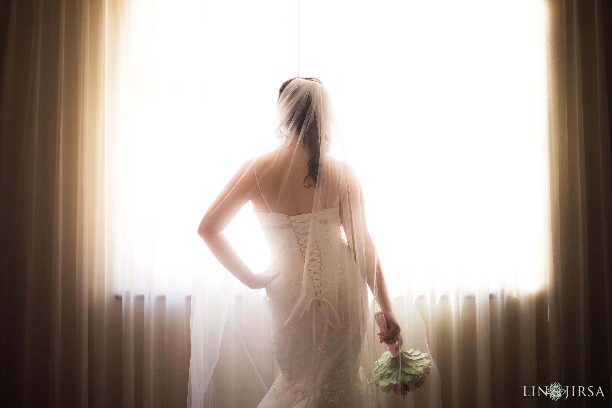 04 san gabriel hilton wedding bride photography