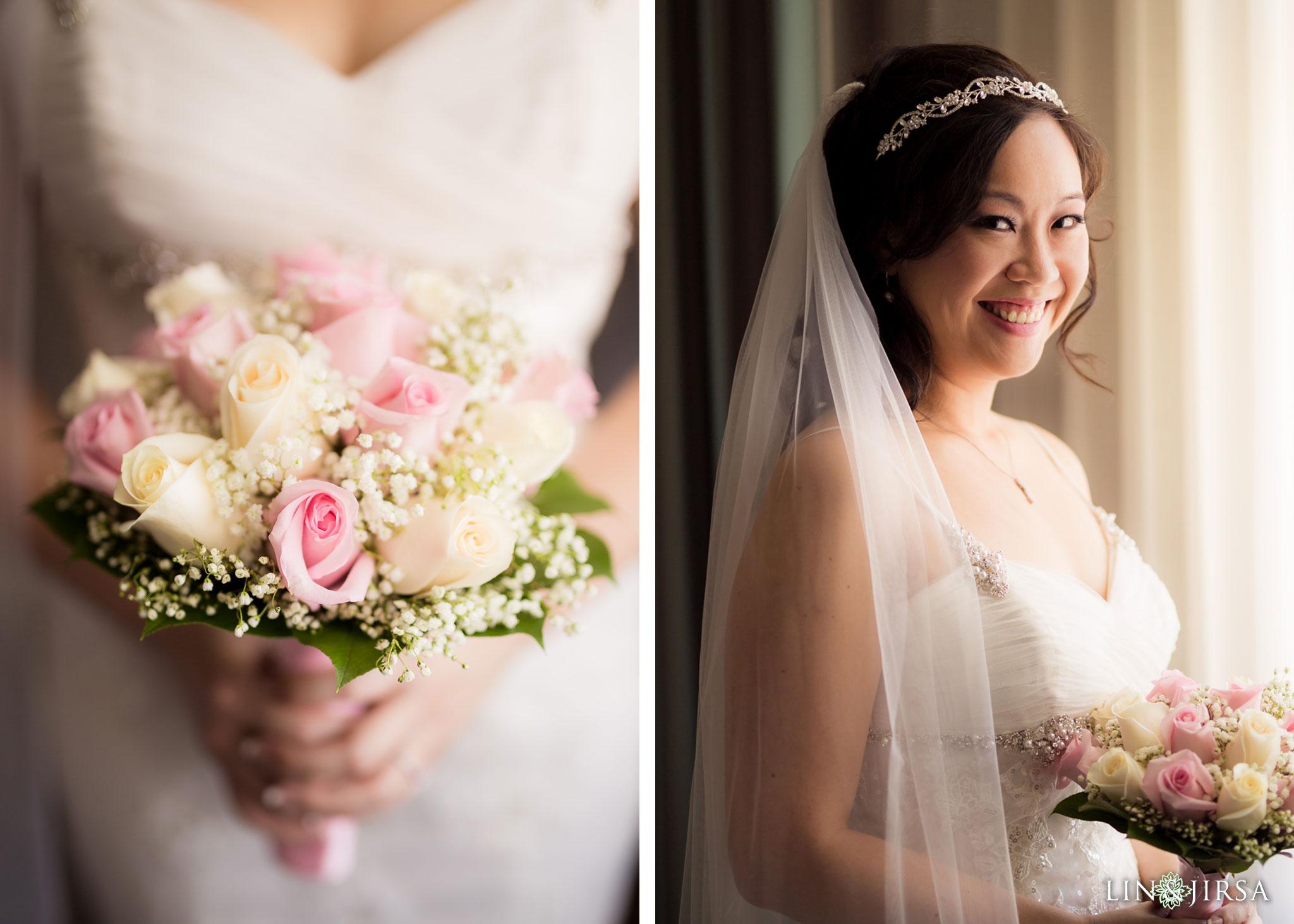 05 san gabriel hilton wedding bride photography