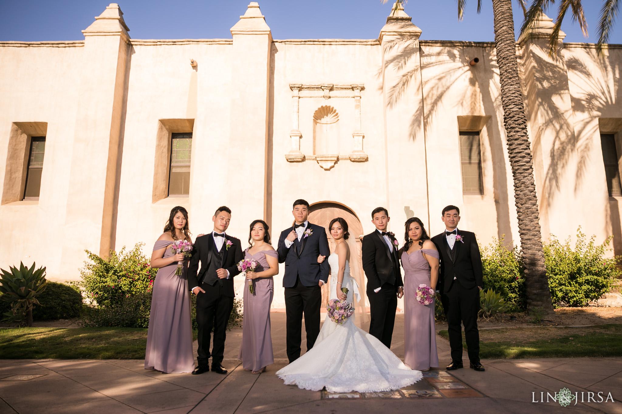 07 orange county wedding party photography