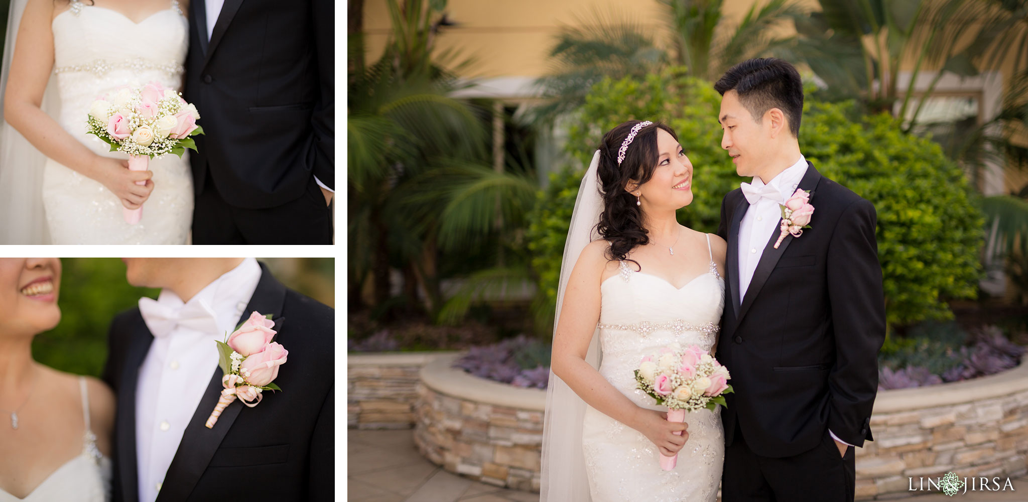 13 san gabriel hilton wedding photography