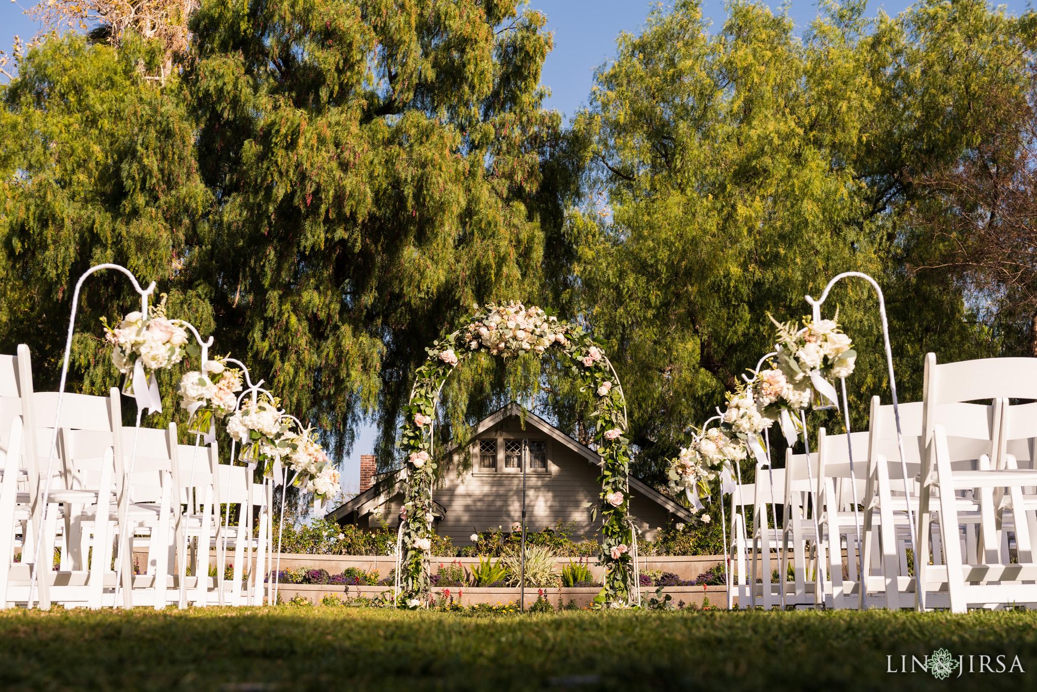 15 richard nixon library wedding ceremony photography