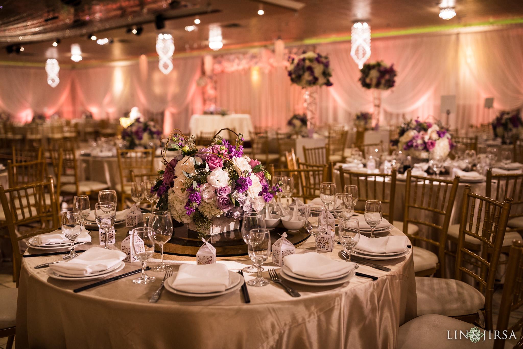 18 mon amour banquet wedding reception photography