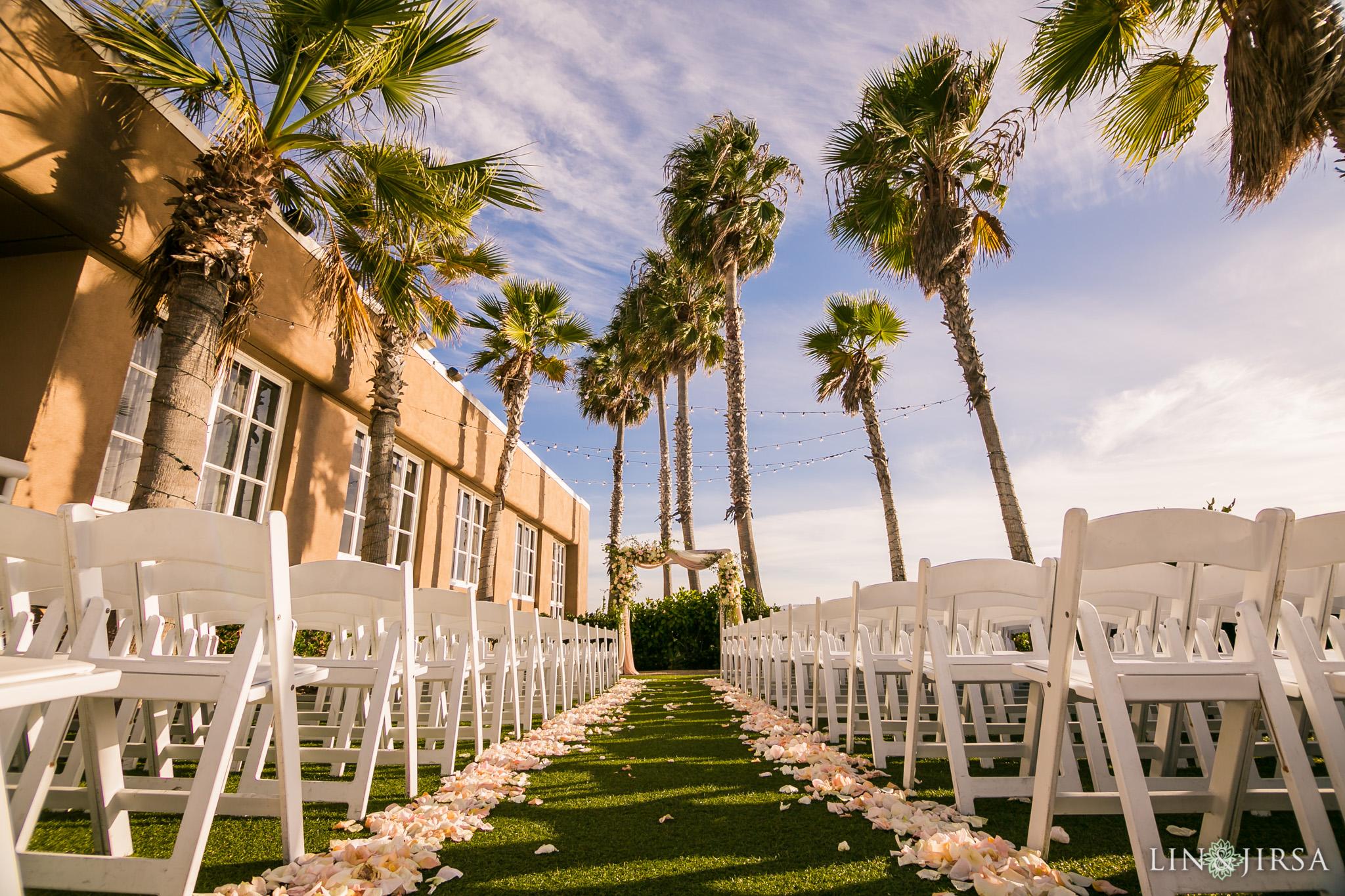 18 portofino hotel redondo beach wedding ceremony photography