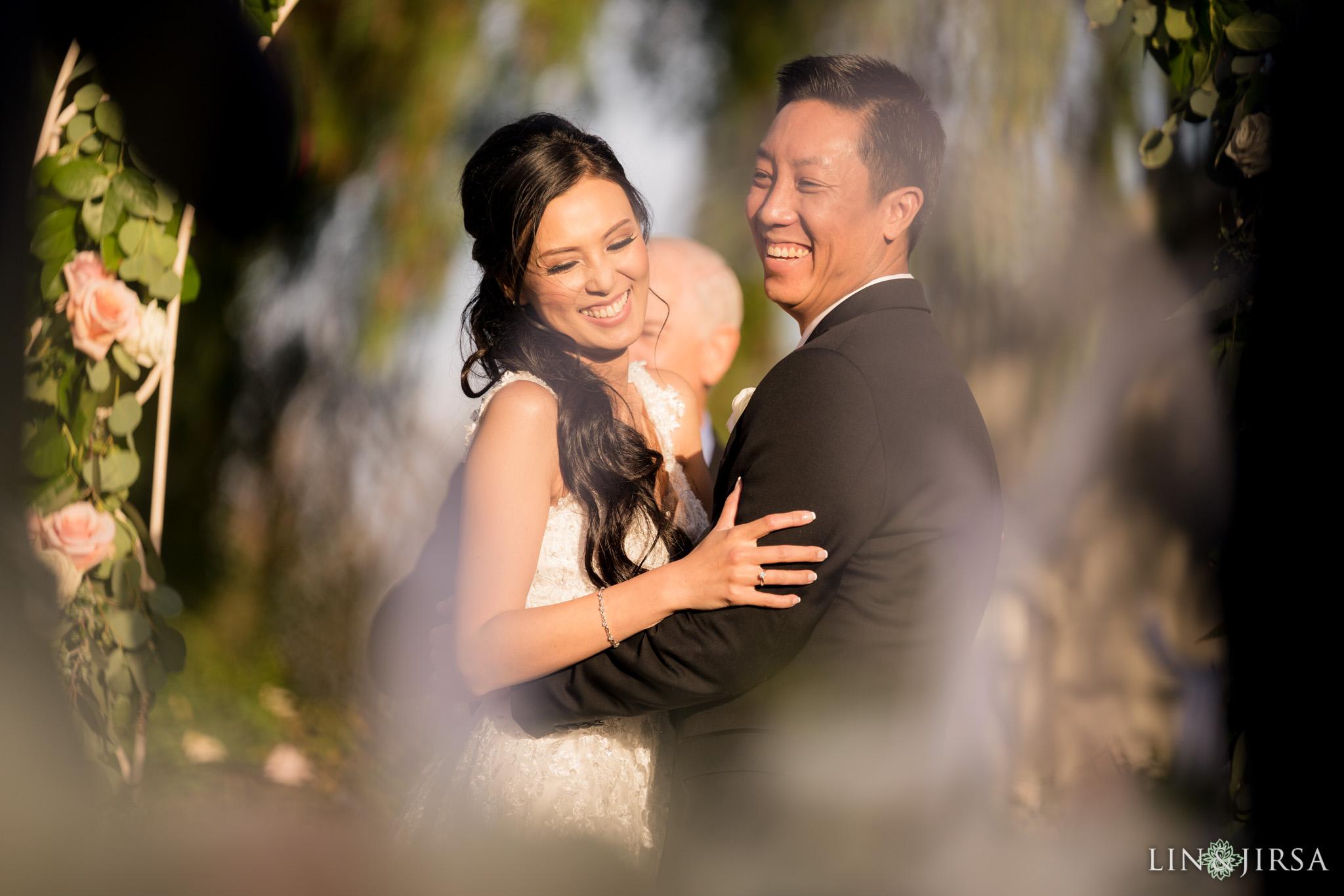 19 richard nixon library wedding ceremony photography