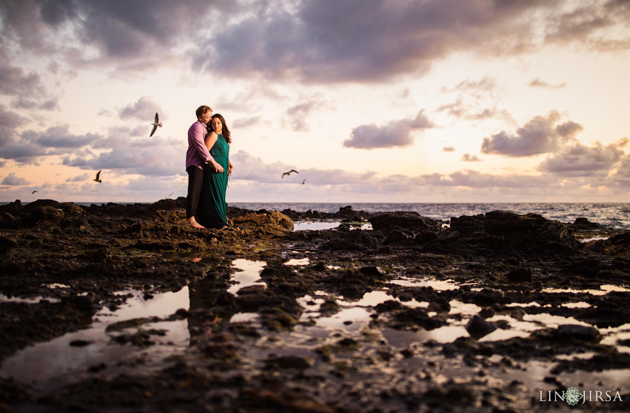 20 laguna beach engagement photography