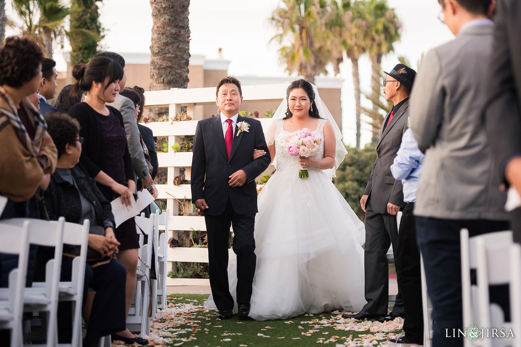 20 portofino hotel redondo beach wedding ceremony photography