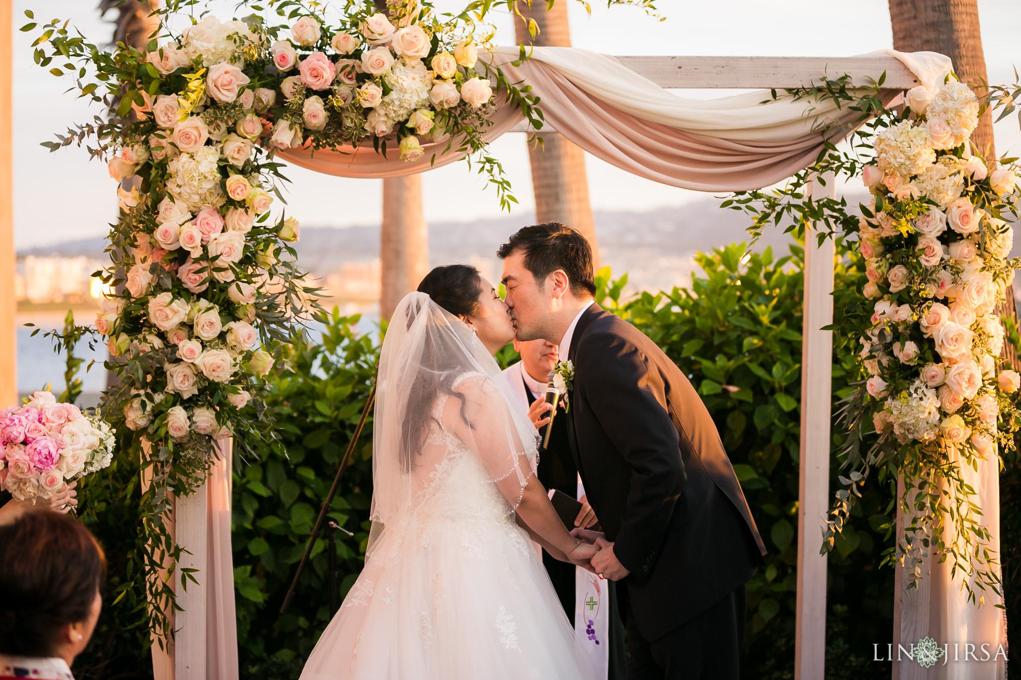 23 portofino hotel redondo beach wedding ceremony photography