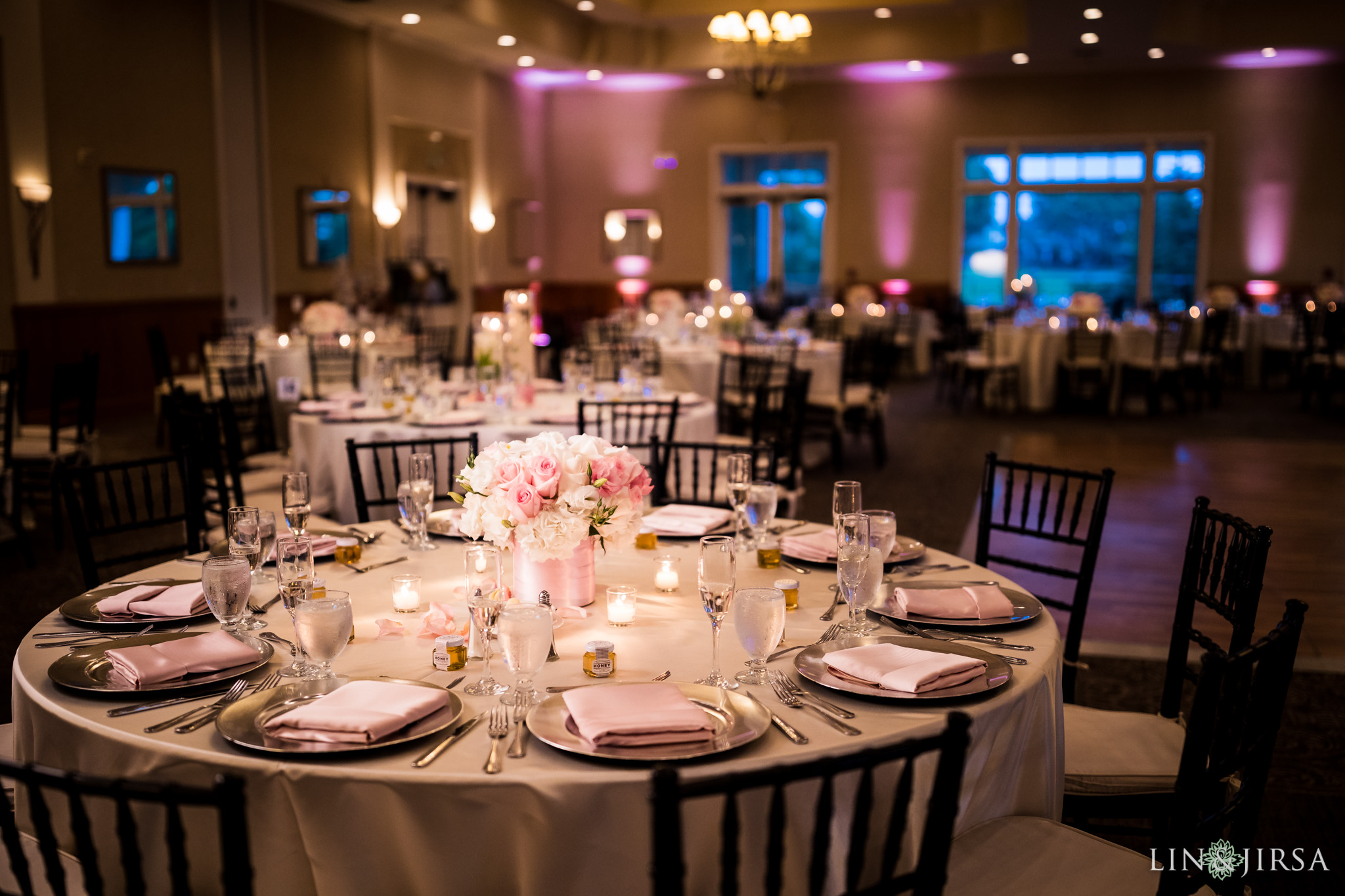 24 los coyotes country club wedding reception photography