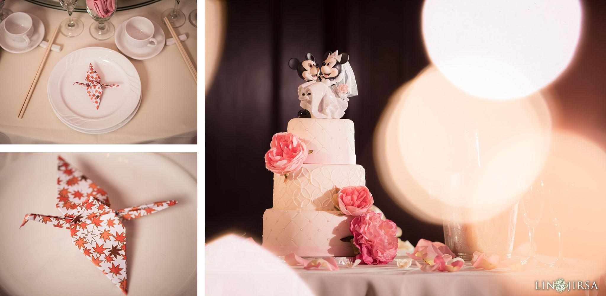 24 san gabriel hilton wedding reception photography