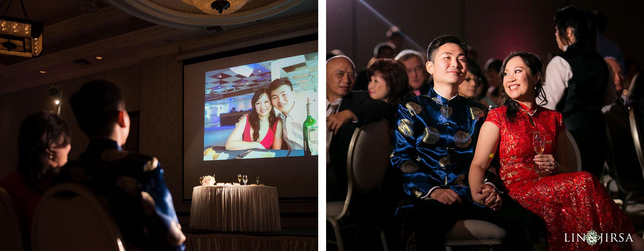 28 san gabriel hilton wedding reception photography