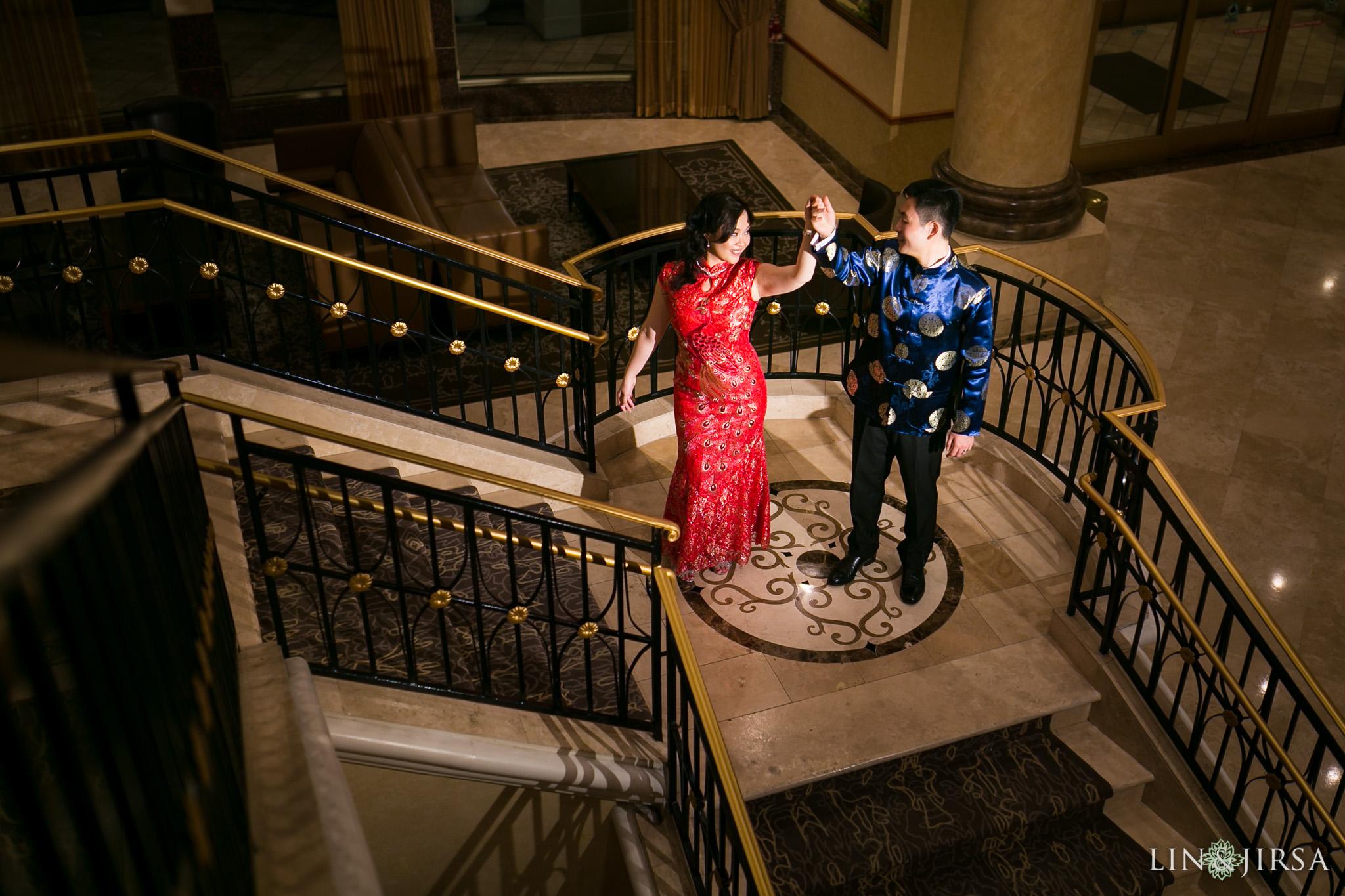 29 san gabriel hilton chinese wedding photography