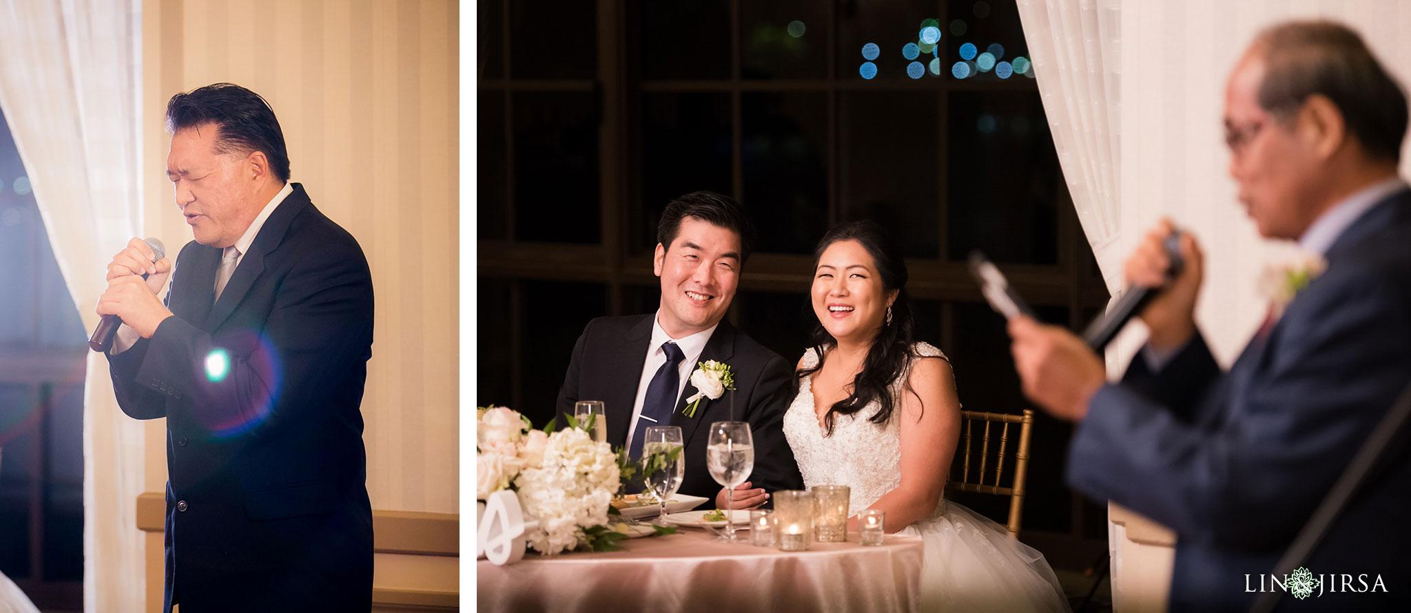 33 portofino hotel redondo beach wedding reception photography