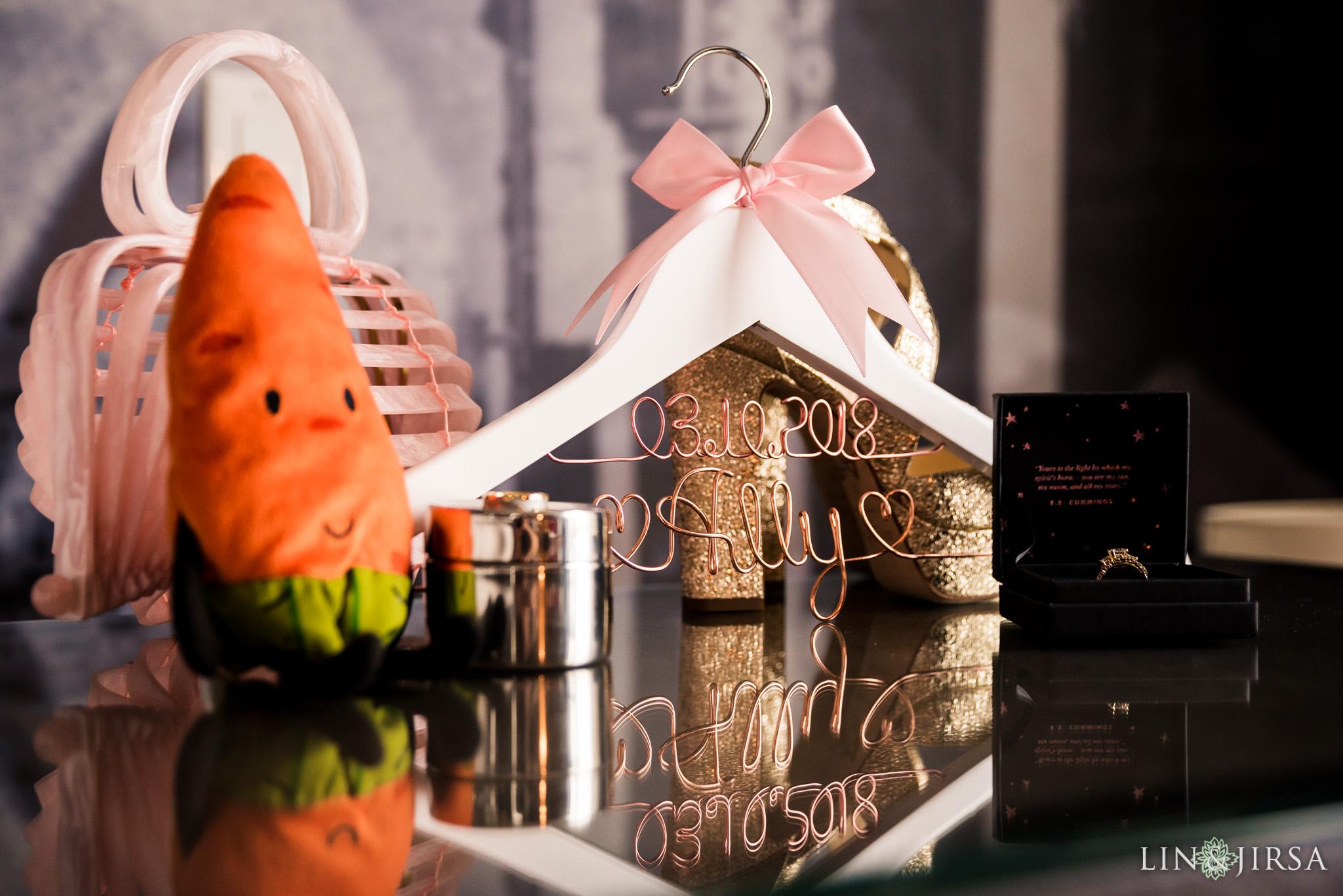 02 hotel indigo los angeles bride wedding photography