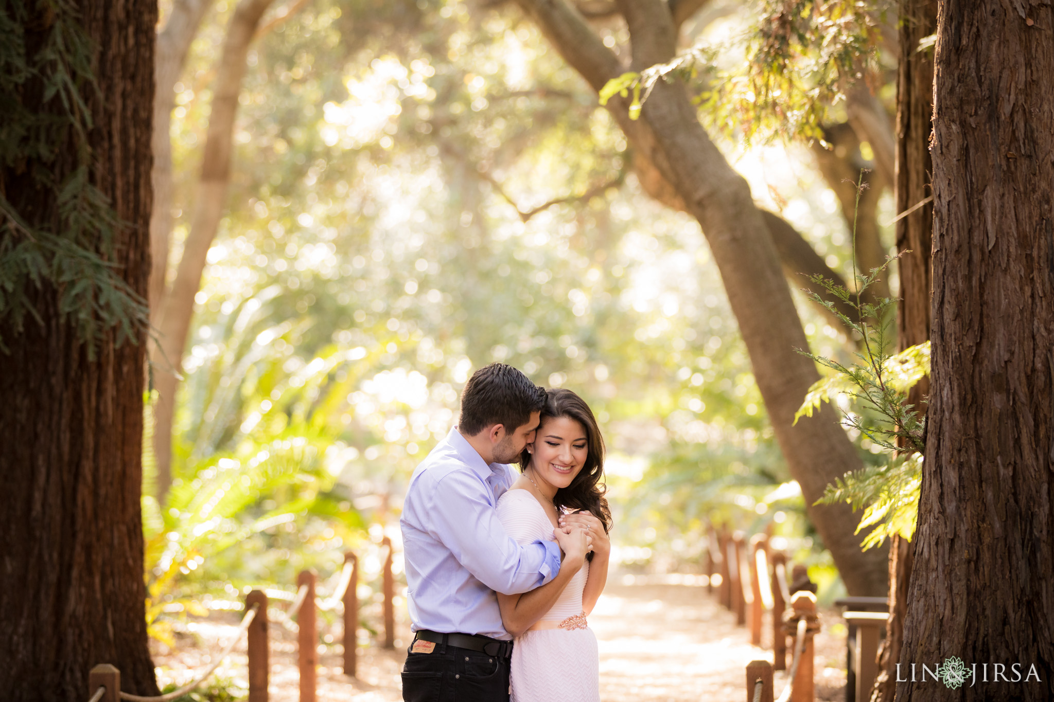 04 descanso gardens los angeles country engagement photography