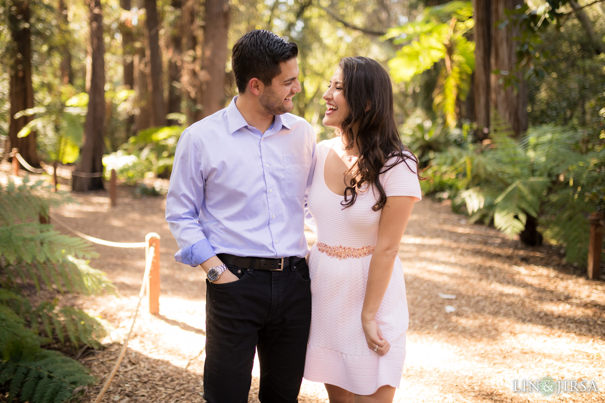 05 descanso gardens los angeles country engagement photography