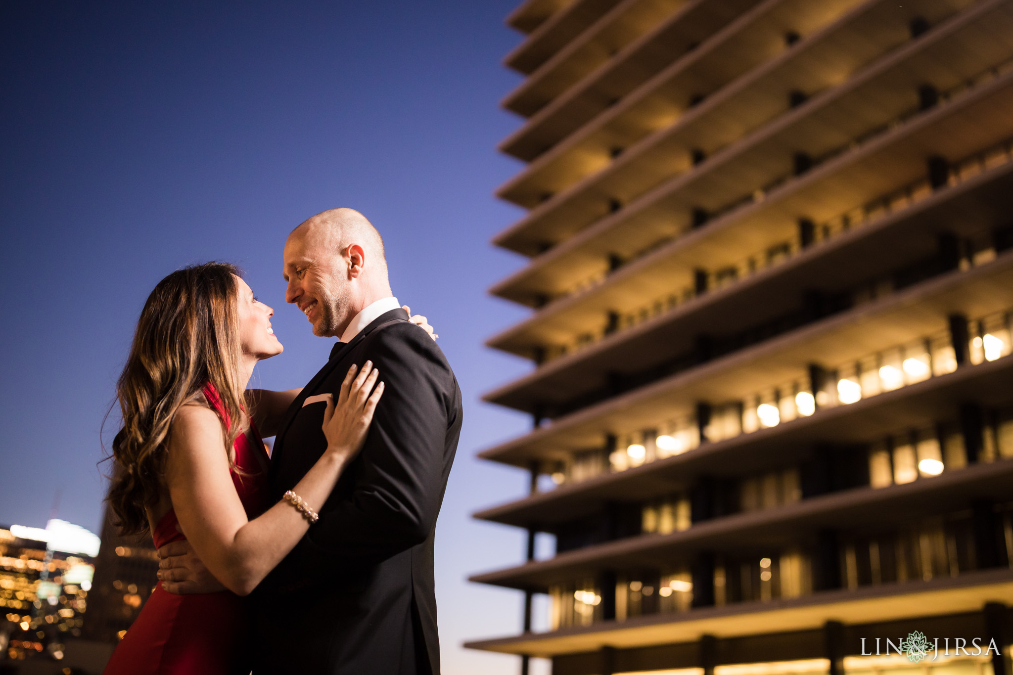 06 downtown los angeles engagement photography