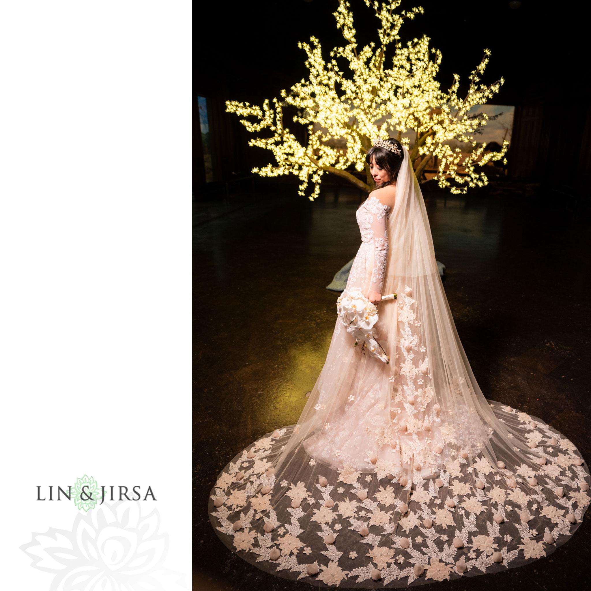 06 hotel indigo los angeles bride wedding photography