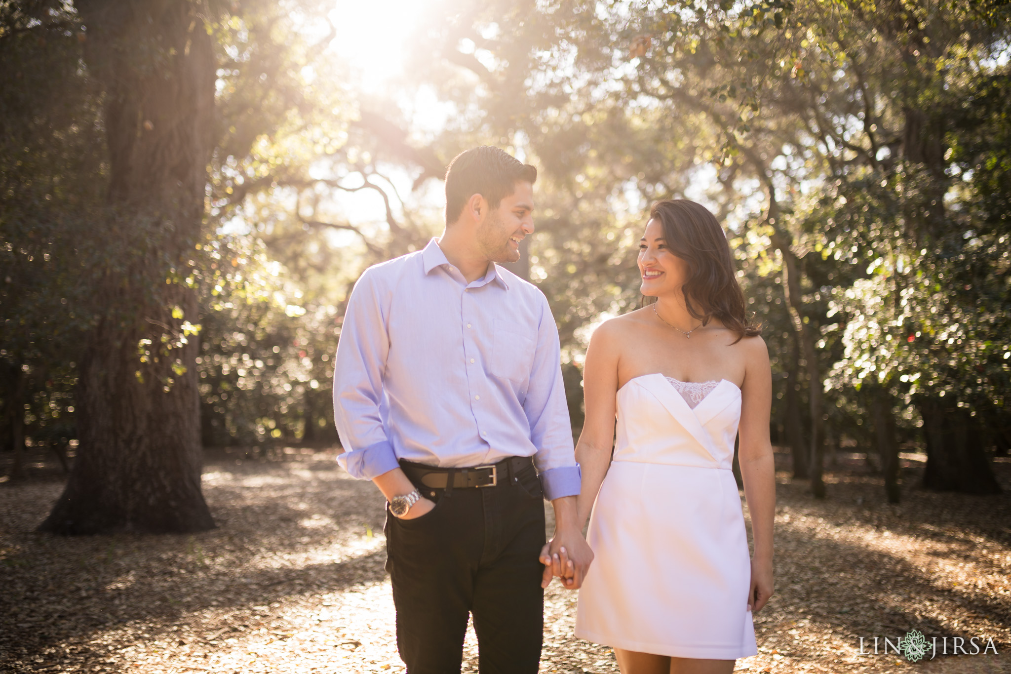 08 descanso gardens los angeles country engagement photography