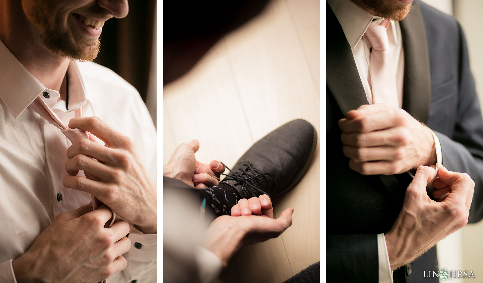 08 hotel indigo los angeles groom wedding photography