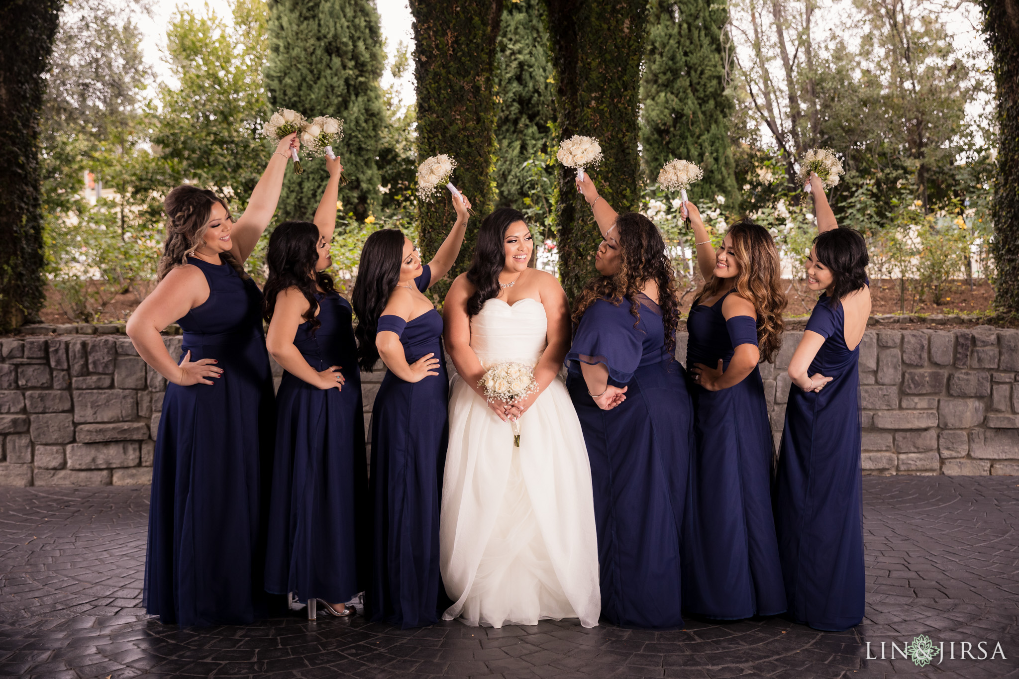 08 turnip rose promenade orange county bride wedding photography
