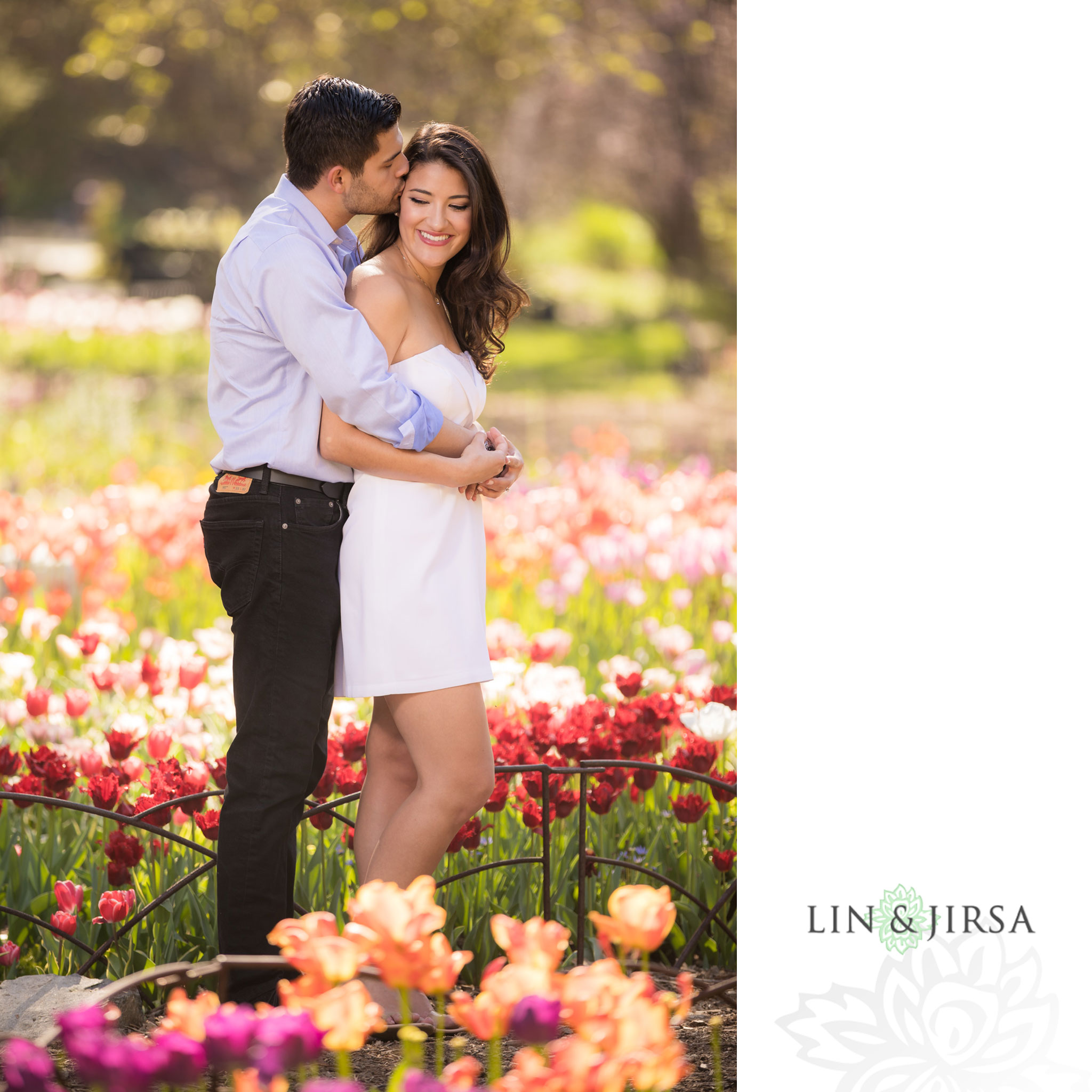 09 descanso gardens los angeles country engagement photography