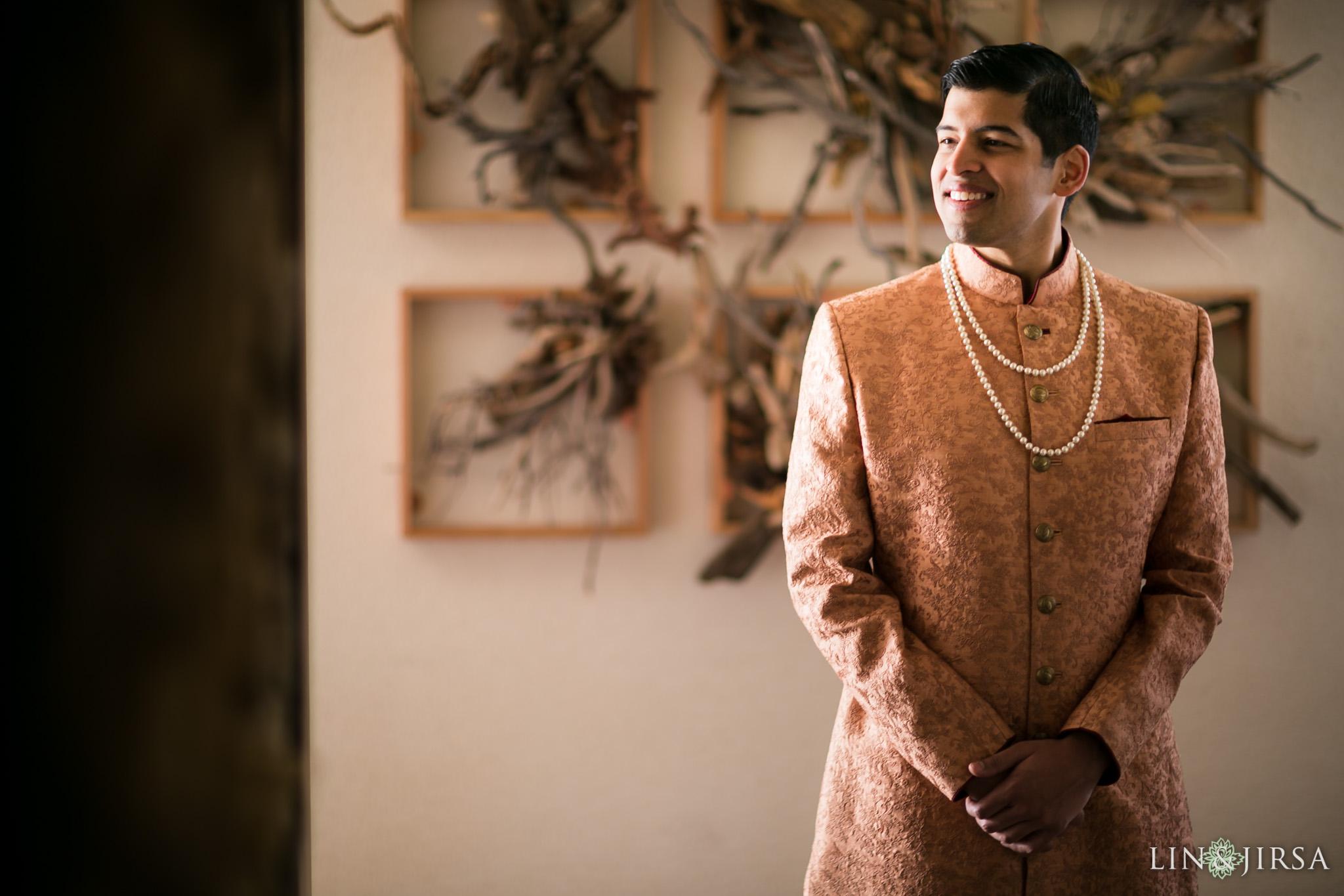 10 hilton waterfront huntington beach indian groom wedding photography