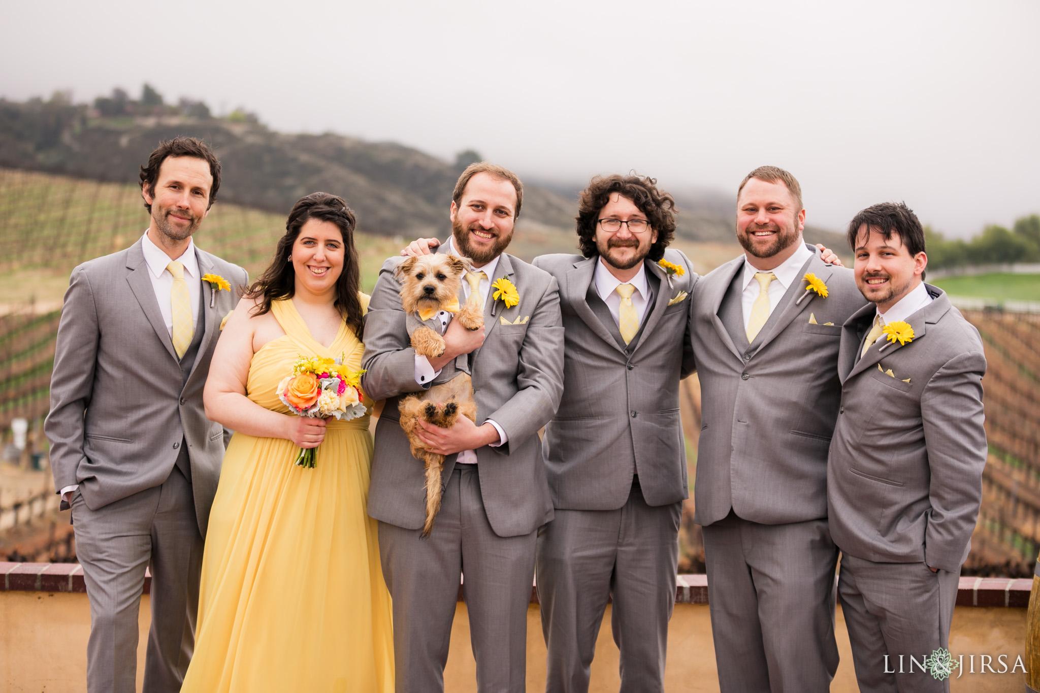 11 leoness cellars temecula groom wedding photography