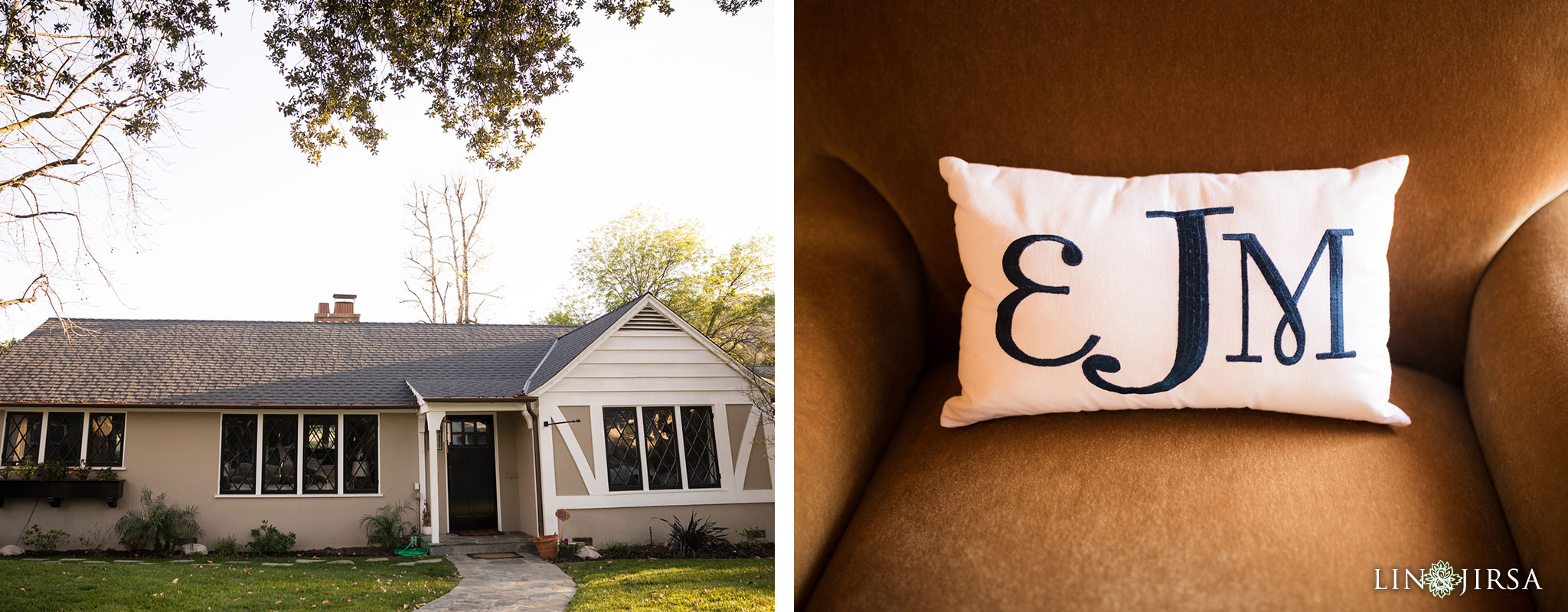 11 los angeles country home engagement photography