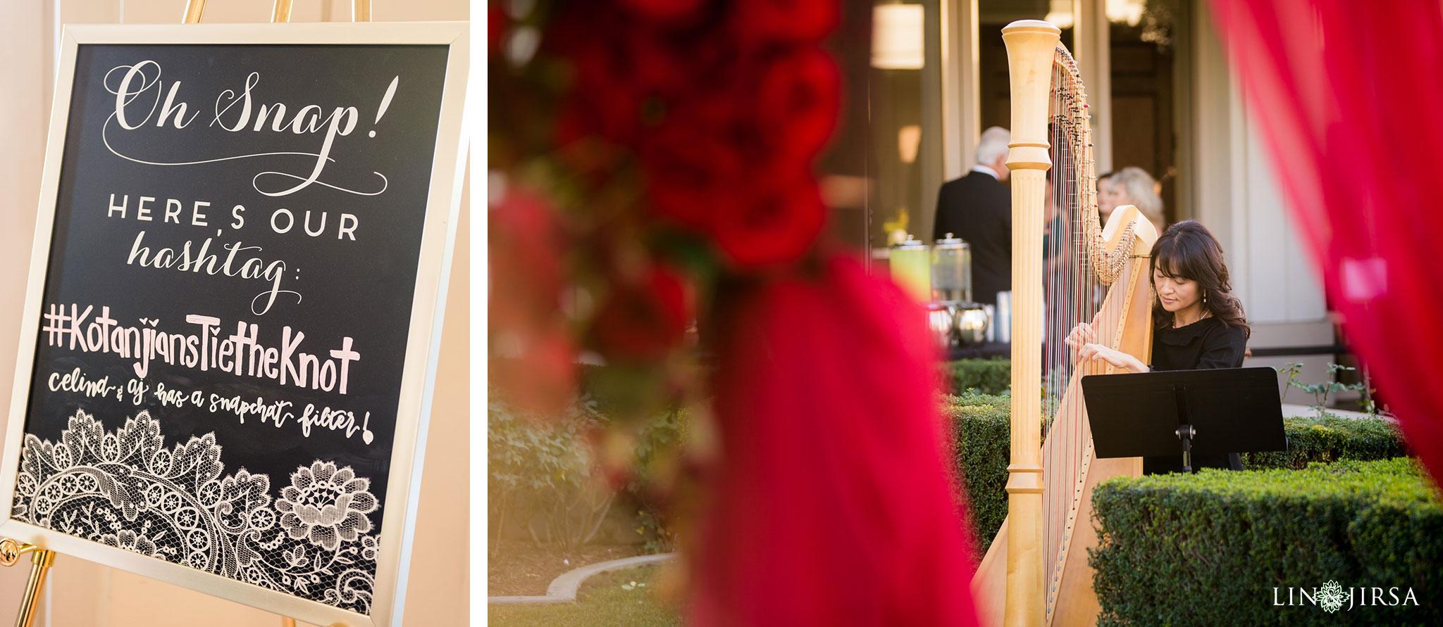 12 richard nixon library wedding ceremony photography